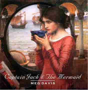 Cover Art for Captain Jack and the Mermaid